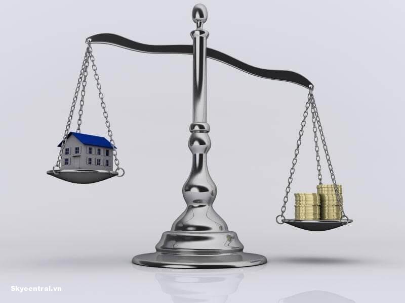 Cách tính giá đất bằng cách so sánh trực tiếp.