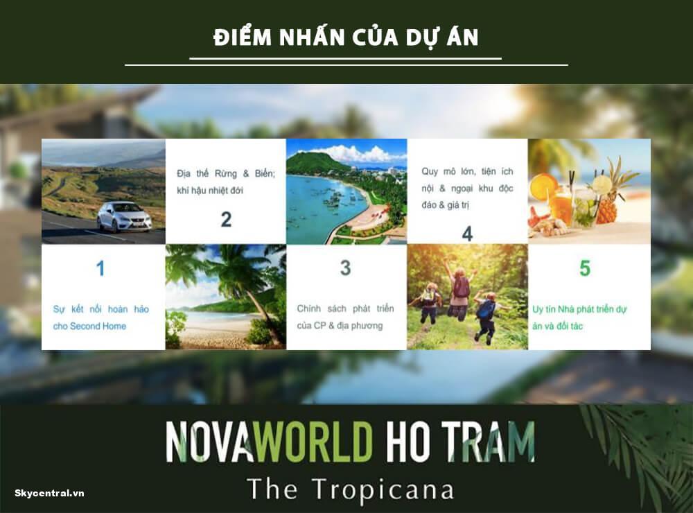có nên đầu tư the tropicana novaland