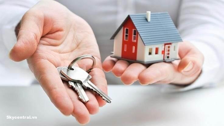 Chìa khóa kinh nghiệm mua nhà cũ dành cho bạn.