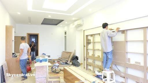 Cần chịu thêm phí sửa sang lại khi mua nhà cũ.