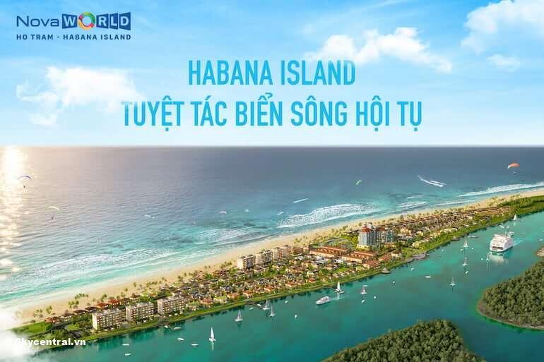 novaland habana island hồ tràm