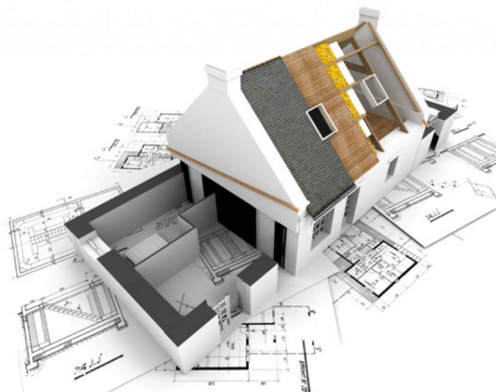 Hướng xây nhà đúng mang đến nhiều may mắn, tài lộc