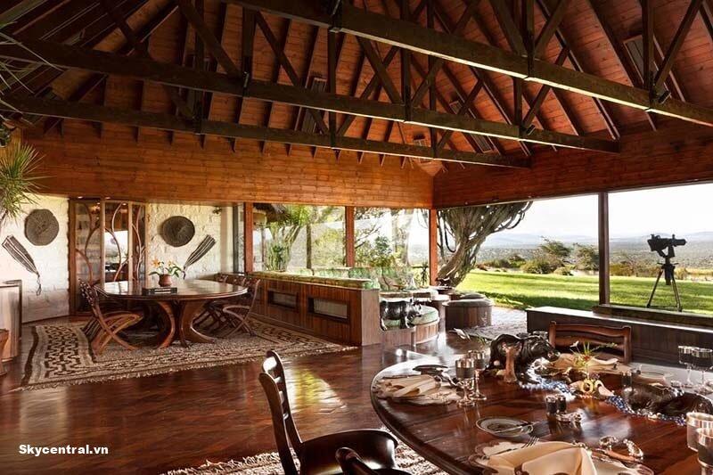 Ol Jogi Villas mang vẻ đẹp bình yên, gần gũi thiên nhiên
