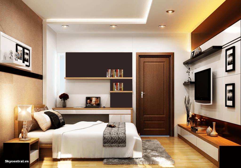 Cách đặt giường ngủ phù hợp theo phong thủy