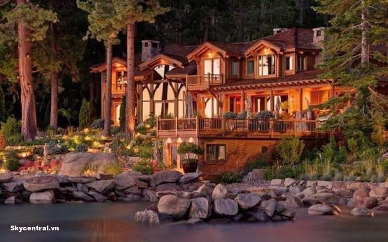 Biệt thự đẹp nhất thế giới Ellison Estate tại California
