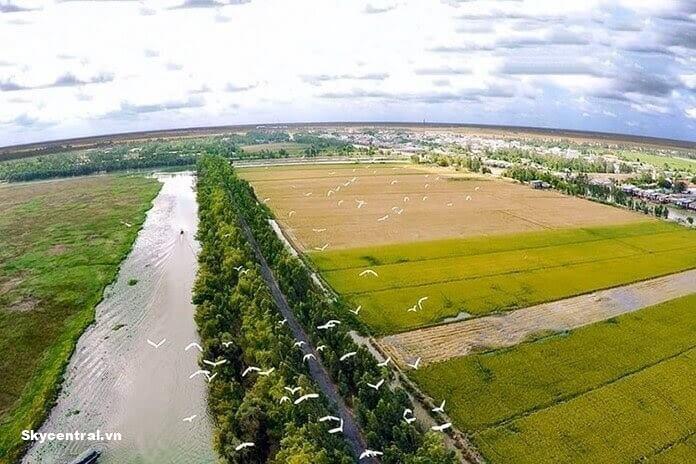 Phân biệt đất HNK và đất CLN