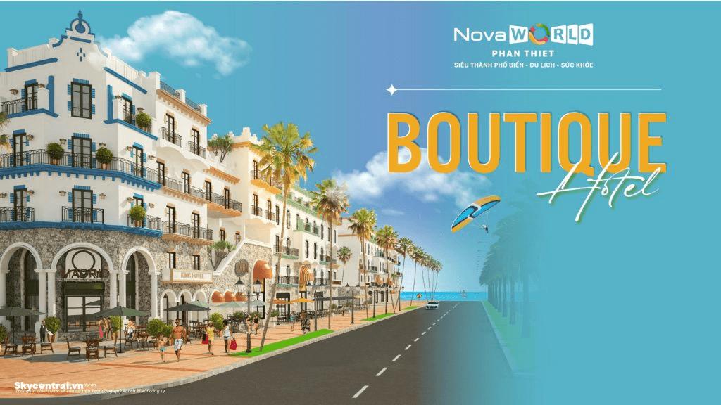 Giới thiệu về Boutique Hotel Novaworld Bình Thuận Phan Thiết