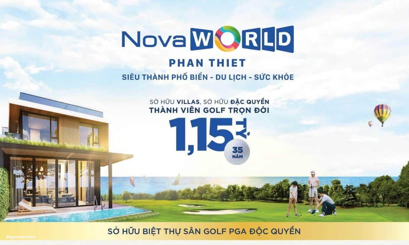 Ưu đãi tặng gói Member Golf 35 năm trị giá 1.15 tỷ đồng
