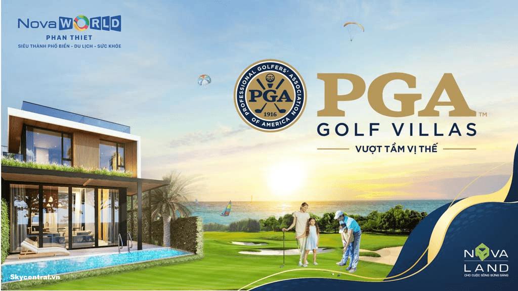 Tổng quan PGA Golf Villas