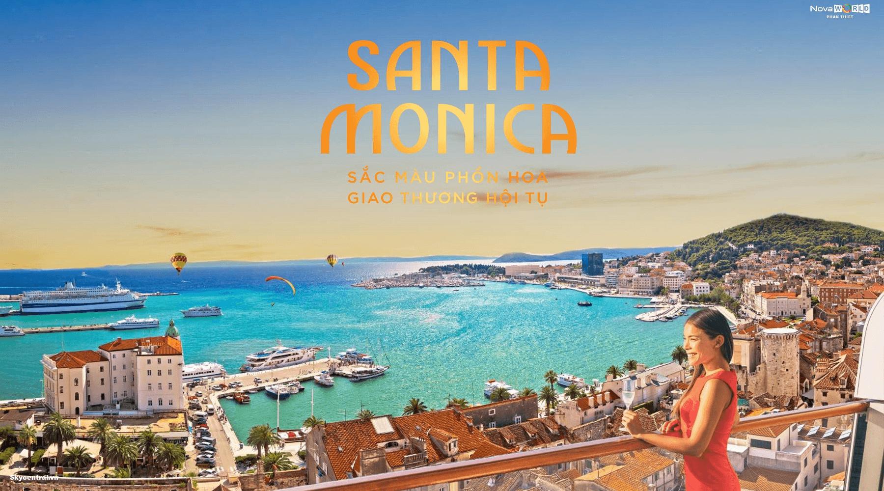 Giá bán Santa Monica