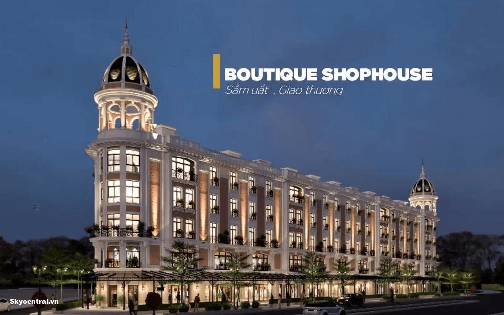 Shop Boutique Aqua Marina có thể sử dụng trong đa dạng lĩnh vực
