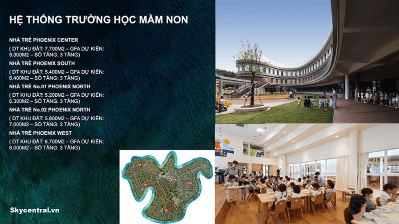 Trường mầm non quốc tế Đảo Phượng Hoàng